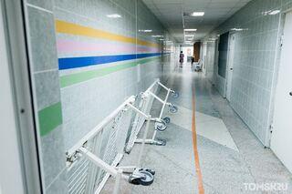 Еще три смертельных случая от COVID-19 зафиксировали в Томской области
