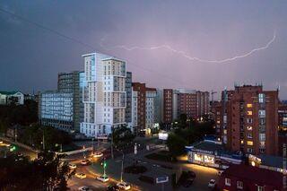 Жителей региона предупреждают об ухудшении погоды