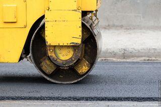 В Томске продолжаются работы по ремонту улицы Бела Куна
