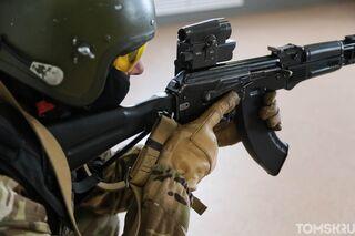 Томичей приглашают на передвижную выставку-поезд с военной техникой