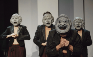 Спектакль в дополненной реальности от Дмитрия Гомзякова и хореографическое шоу: театральная афиша в Томске
