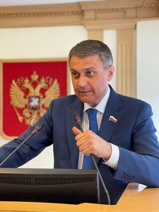 Сергей Автомонов избран новым председателем регионального отделения Союза пенсионеров России