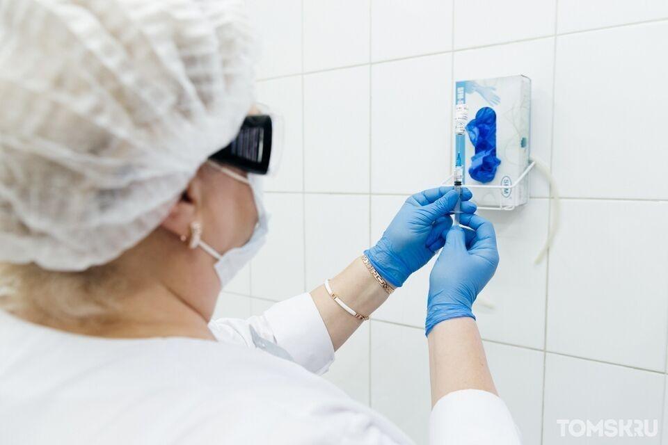 В Томске откроется  два мобильных пункта вакцинации от COVID-19