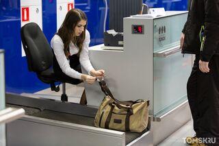 В августе и сентябре томский аэропорт будет работать раз в неделю на рейсы по России