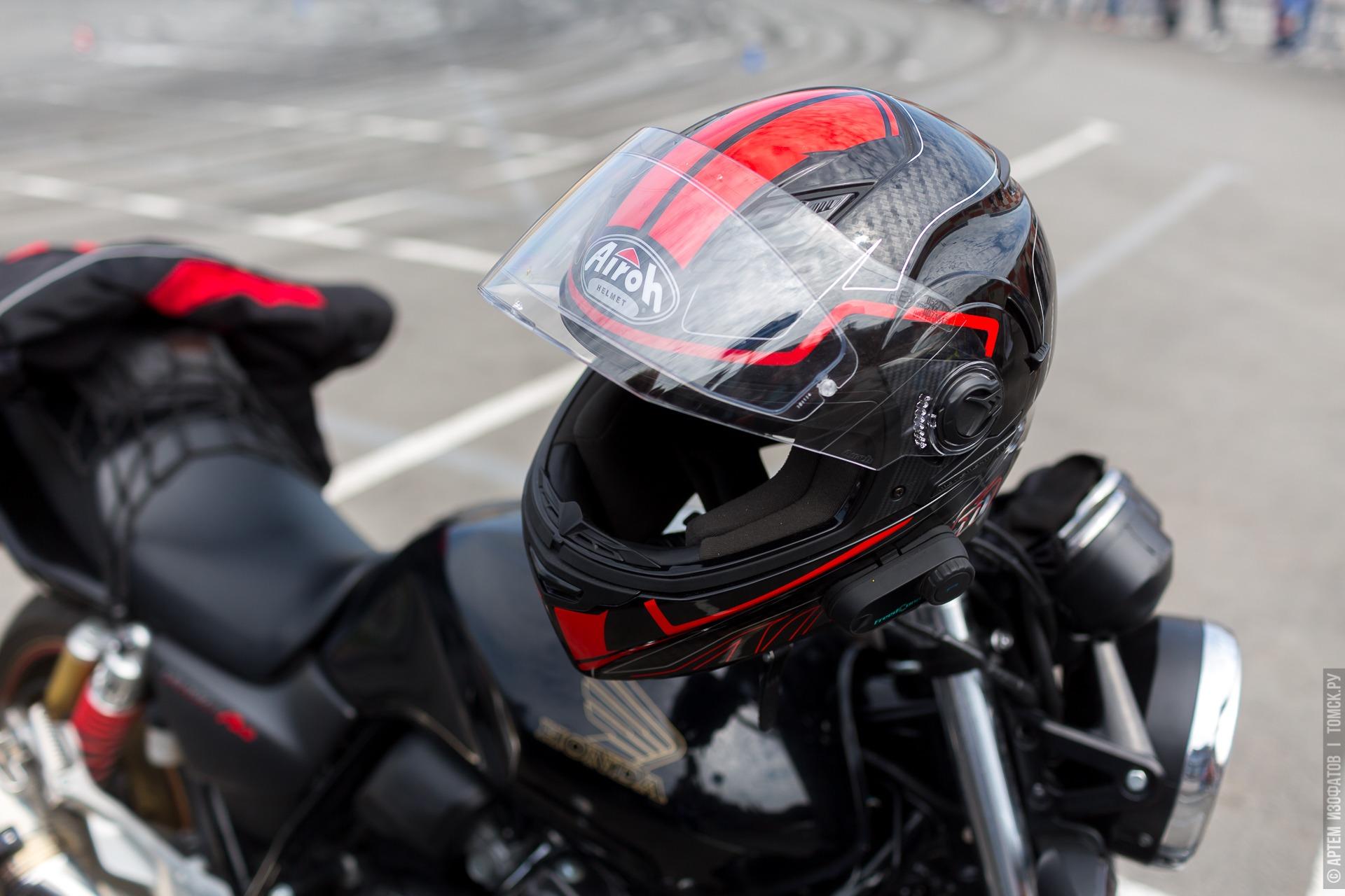 ГИБДД: в Томской области мотоциклисты стали чаще попадать в ДТП