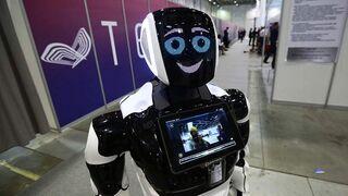 Российский робот поступил «на службу» в охранное агентство в Европе