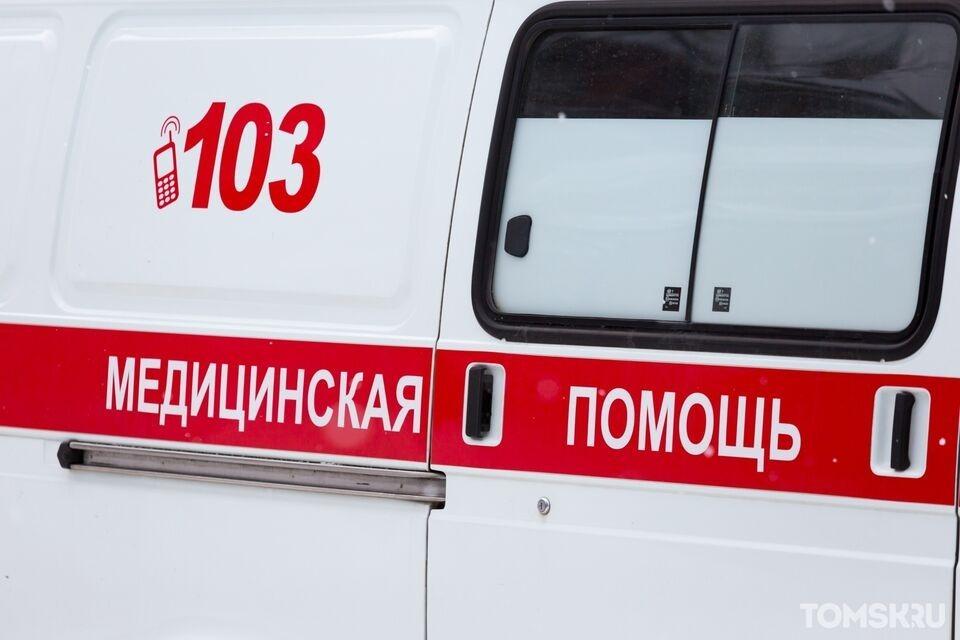 Водитель Lexus сбил подростка в Томске