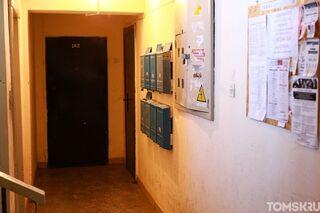 Томские власти пообещали помочь в расселении людям из общежития на ул. Трудовой