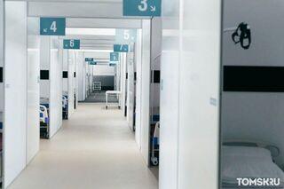 Главврач госпиталя во Дворце спорта подтвердил наличие в ковидарии больных с прививкой от COVID-19