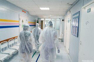 Еще 105 новых случаев заражения COVID-19 подтвердили в Томской области