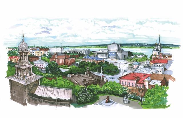 Книги о Томске теперь в книжном магазине «Догма 80»