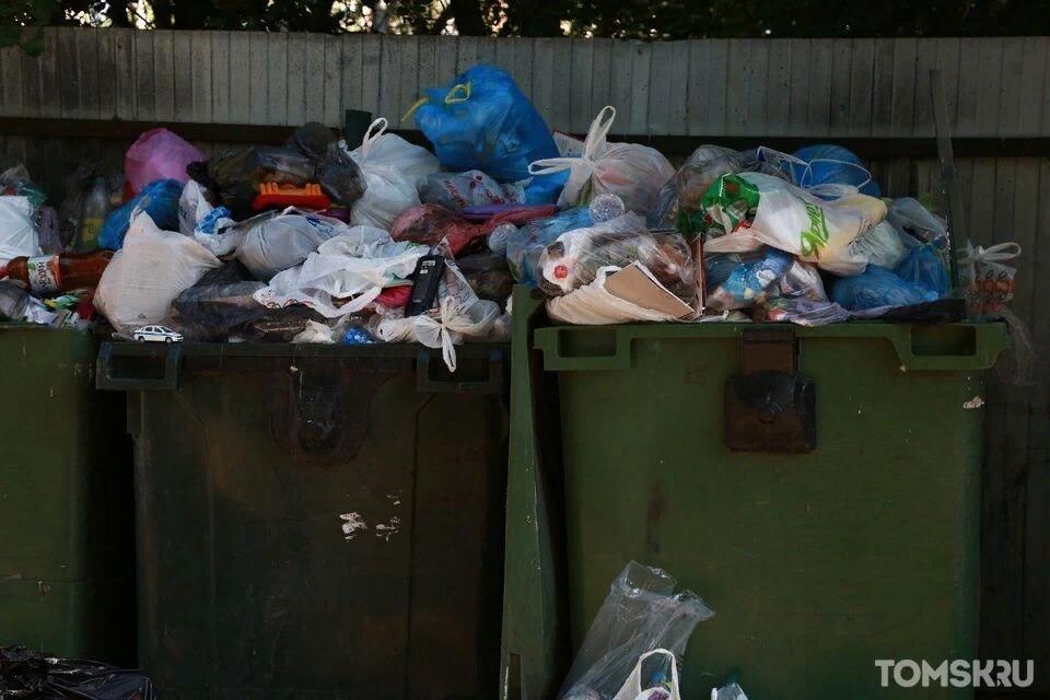 Томичам рассказали, как изменить расположение контейнерной площадки для мусора