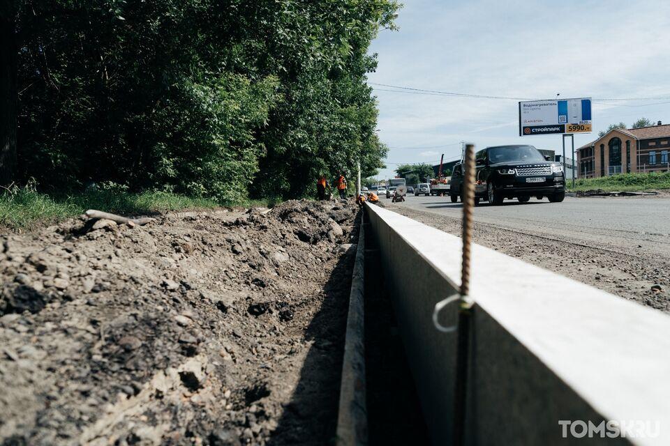 Пункт весогабаритного контроля начнет работать на трассе Томск-Каргала-Колпашево
