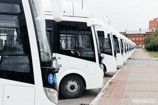 Томская область до конца года получит еще 10 школьных автобусов