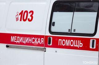 Женщина скончалась в аварии под Томском