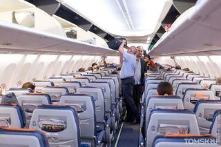 С конца сентября томичи смогут улететь в Новый Уренгой на субсидированном рейсе