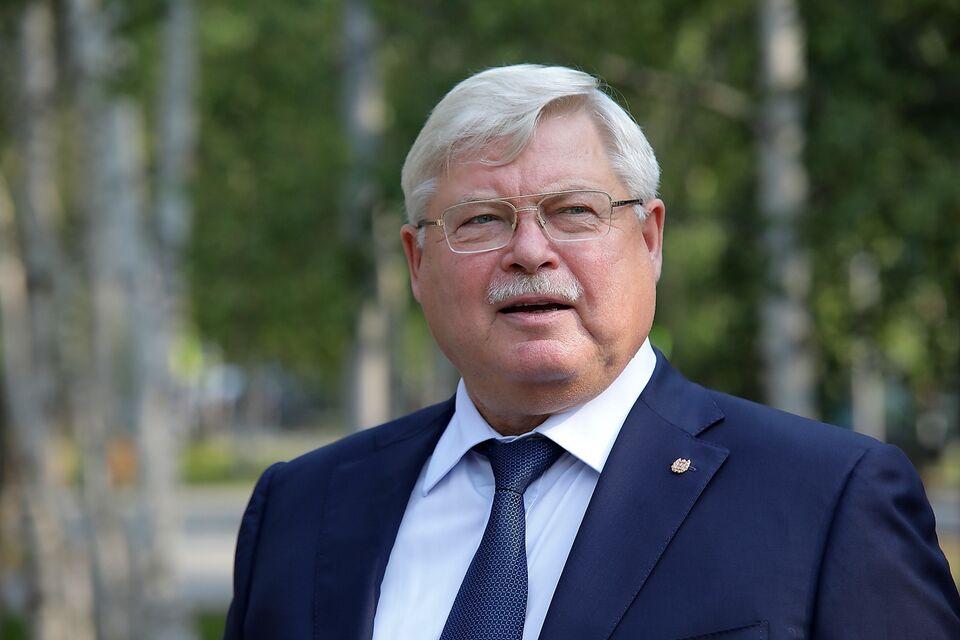 Губернатор Сергей Жвачкин поздравил победителей выборов