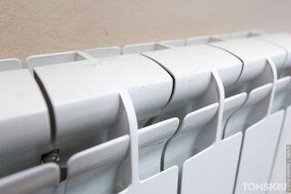 Мэрия: почти 3000 томских многоквартирников получили тепло