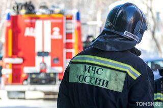 Огнеборцы и местные жители за сутки спасли трех человек из пожаров в Томской области