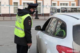 В Томской области за выходные поймали более 40 пьяных водителей