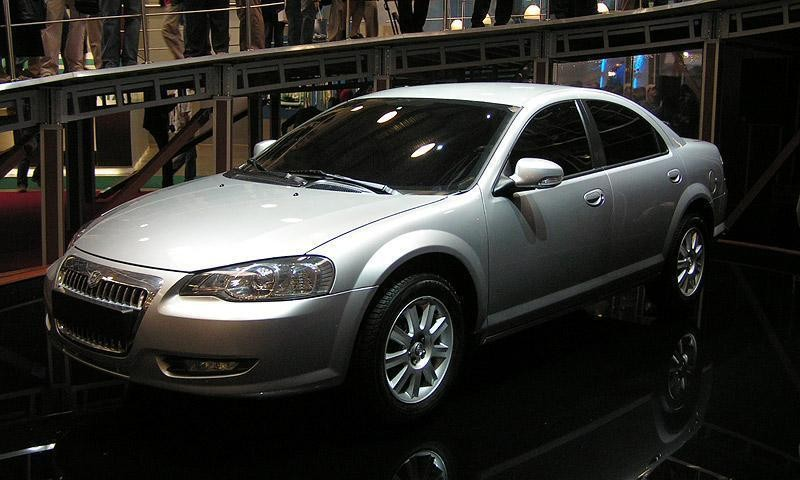 ГАЗ начал поставки Volga Siber корпоративным клиентам