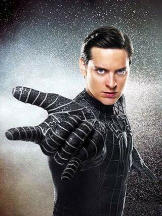 Тоби Магуайр - единственный человек-паук