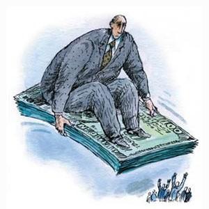 Сальдо операций Банка России с банковским сектором по предоставлению и абсорбированию рублевой ликвидности со сроками исполнения 10 октября, по данным на начало операционного дня составило: -321,4 млрд рублей.