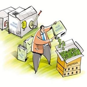 Росевробанк обратился к заемщикам с просьбой досрочно погасить часть задолженности по ипотечным кредитам, ссылаясь на скорый обвал рынка недвижимости и снижение стоимости залога.