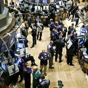 Фондовая биржа ММВБ приостановила торги с 15.35 на час из-за падения техиндекса более чем на 5%.