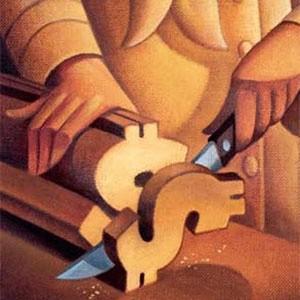 Правительство России обсуждает одну из крайних мер поддержки экономики — частичную национализацию*. Об этом заявил накануне первый вице-премьер Игорь Шувалов. По его словам, правительство не ставит себе задачи долговременно присутствовать как акционер в капиталах компаний, однако возможен выкуп государством привилегированных акций и конвертируемых облигаций российских компаний.