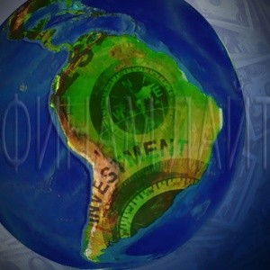 Фондовые рынки Латинской Америки вчера вновь закрылись в минусе во главе с сектором производителей сырьевых материалов.
