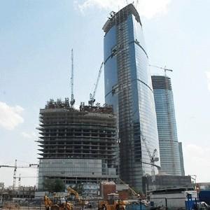 """Корпорация Mirax Group уже продала 85% выставленных на продажу помещений башни """"Федерация"""", расположенной на территории """"Москва-Сити""""."""