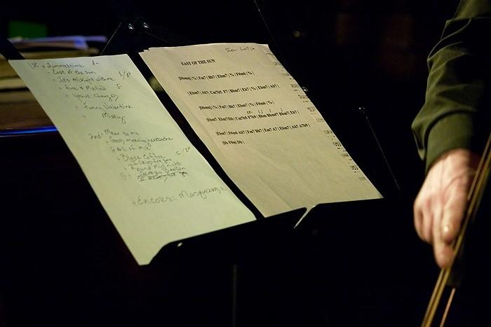 Музыка на бумаге