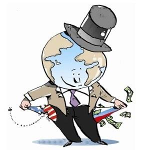 """Американская Федеральная корпорация по страхованию банковских вкладов (FDIC) сообщила, что расширила свой список """"проблемных"""" банков в третьем квартале 2008 года до 171, что почти на 50% больше, чем во втором квартале."""