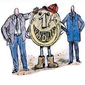 За последние дни российский рубль приостановил падение к основным валютам и даже укрепился.