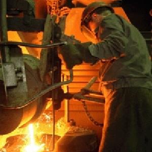 Промышленное производство в РФ упало в декабре 2008 года на 10,3% по сравнению с декабрем 2007 года.