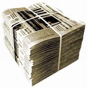 Согласно исследованиям агентства Nielsen Online посещаемости электронных вариантов десяти крупнейших газет США , онлайн-версии этих изданий имеют довольно радужные перспективы.