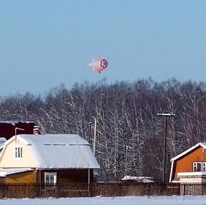 3 февраля 2008 года пилот Леонид Тюхтяев на тепловом дирижабле Au-37 выполнял полёт с целью установления нового мирового рекорда дальности. Рекорд был установлен. А позже в прессе появились сообщения о том, что жители населённого пункта Ново-Горбово Московской области видели НЛО, который был сбит ракетой средствами ПВО.