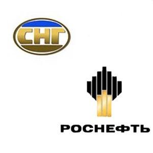 На рынке есть слухи о слиянии Роснефти и Сургутнефтегаза. Бессменный гендиректор Сургутнефтегаза Владимир Богданов может войти в состав совета директоров Роснефти.