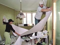 Московские магазины, которые торгуют строительными товарами и мебелью почувствовали на своей шкуре, что такое кризис. Дело в том, что значительно сократилось (на 18%) число тех, кто в этом году собирается делать ремонт у себя в квартире.