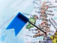 Цены на жилую недвижимость в Великобритании впервые за полтора года пошли вверх.