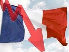 Франция вступила в стадию технической рецессии. ВВП I квартале 2009 года сократился на 1,2%. Ранее, в конце прошлого года, он сократился на 1,5%.