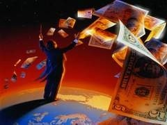 В следующем году Россия может выйти на внешние рынки заимствований и выпустить еврооблигации на сумму до $10 млрд. Об этом сообщил замглавы Минфина Дмитрий Панкин. Окончательный объем однако пока не определен.