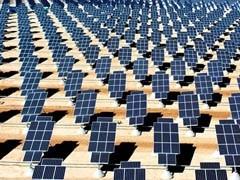 """Госкорпорация """"Роснано"""" совместно с группой компаний """"Ренова"""" займется производством солнечных батарей."""
