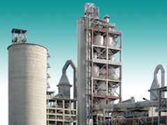 """Китайские гости посетили 29 мая один из цементных заводов, который входит в холдинг """"Базэл-цемент"""", расположенный в Рязанской области."""