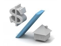 В апреле средневзвешенная ставка по рублевым ипотечным кредитам физлицам снизилась до 14,6% с 14,9%.