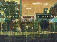 """За два дня торгов Christie's """"Послевоенное и современное искусство"""" выручил почти $47 млн. Топ-лотами стали пейзаж кисти Питера Дойга и скульптура До Хо Су."""