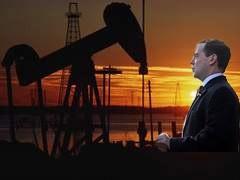 """Президент России Дмитрий Медведев считает, что установить справедливые цены на нефть регулированием мало реалистично. Эта тема обсуждалась на саммите """"большой восьмерки"""" в Аквиле."""