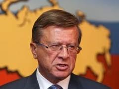 """Россия не считает газопровод Nabucco серьезным конкурентом проектам """"Северный поток"""" и """"Южный поток"""", заявил первый вице-премьер РФ Виктор Зубков."""