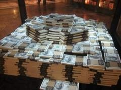 Объем международных резервов Российской Федерации по состоянию на 10 июля 2009 года составлял $400,7 млрд против 409,1 млрд на 3 июля 2009 года, сообщил департамент внешних и общественных связей Банка России.